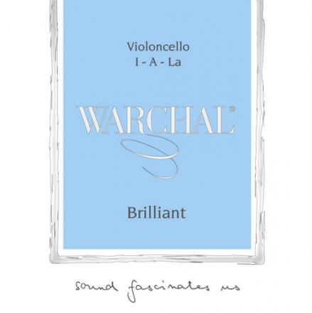 Warchal Brilliant - violoncello